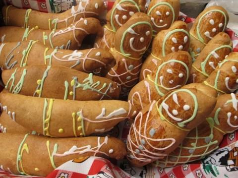 'guaguas de pan' - Foto: Lisa Couderé