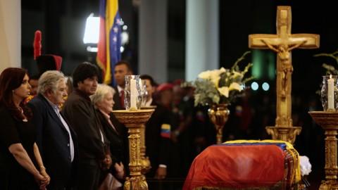 VENEZUELA-CARACAS-CHAVEZ