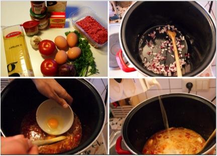 bereiding sopa