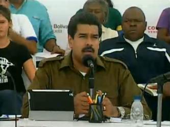 Kandidaat Maduro